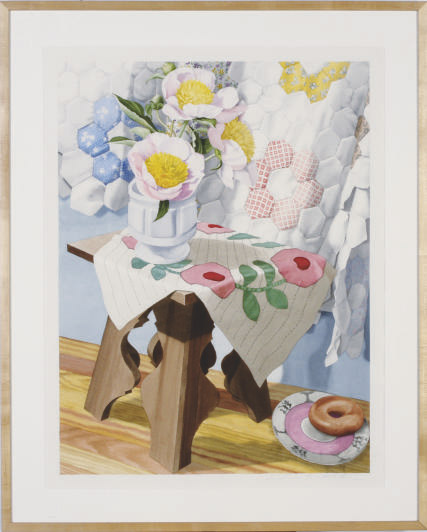 Sondra Freckelton (AMERICAN, b. 1936)