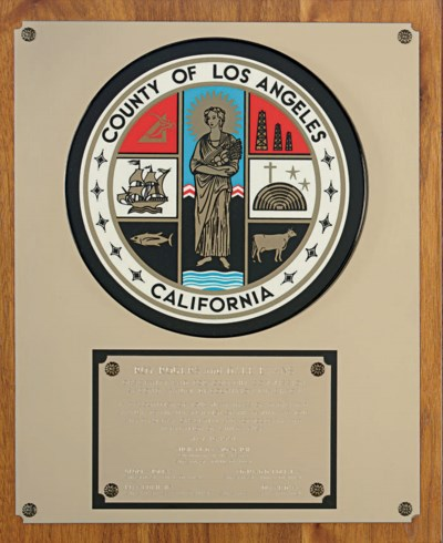 FOUR COUNTY OF LOS ANGELES PLA