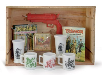 A COLLECTION OF GENE AUTRY AND