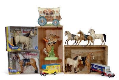 A COLLECTION OF ROY ROGERS MER