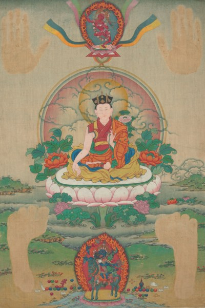 A thangka of the Thirteenth Ka