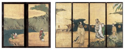 Attributed to Kano Takanobu (1