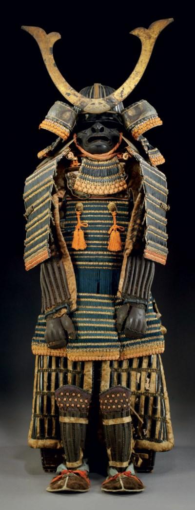 A blue-laced nimai do armor