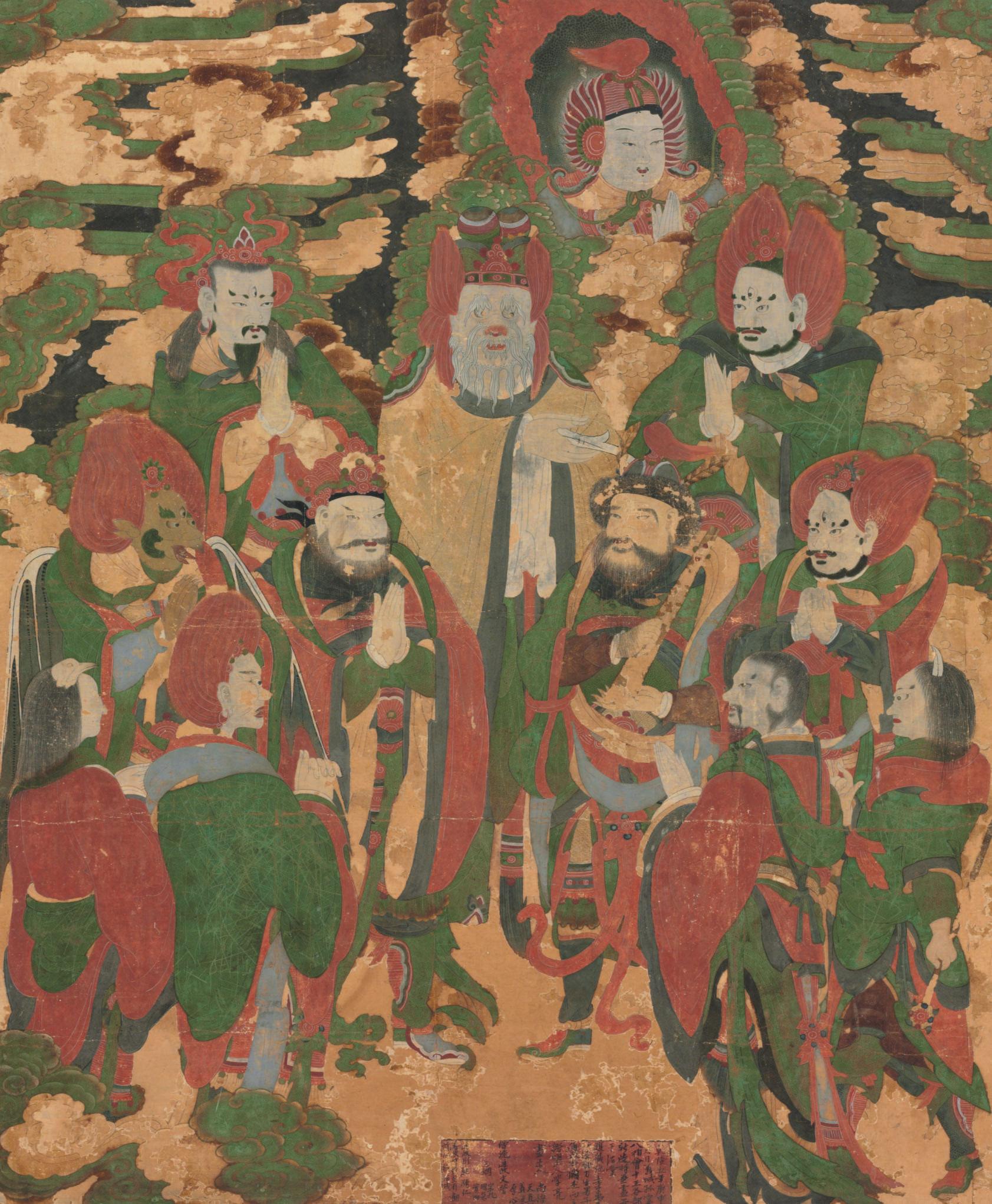 Sango (act. 18th century) Cheo