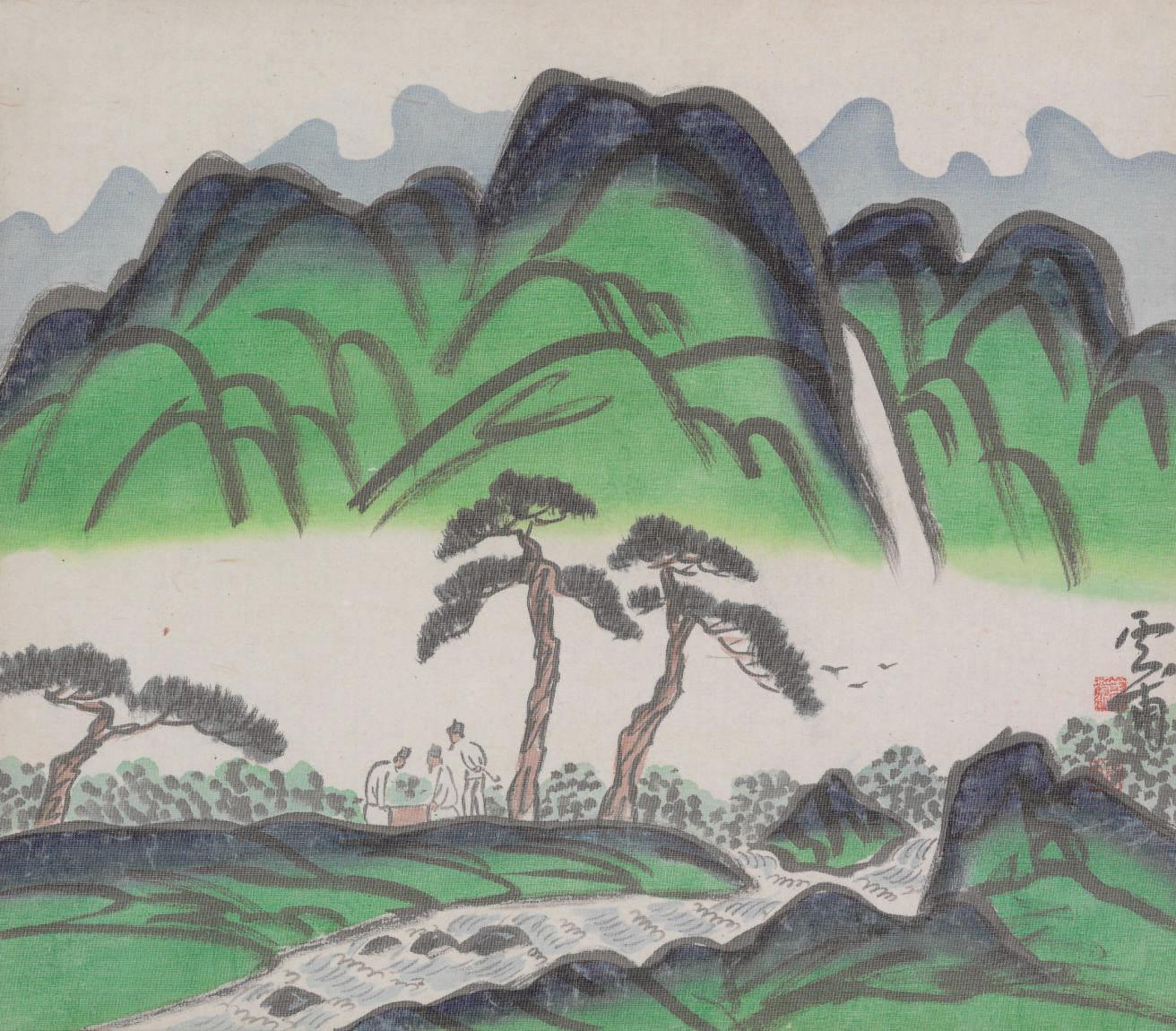 Kim Kichang (1913-2001)