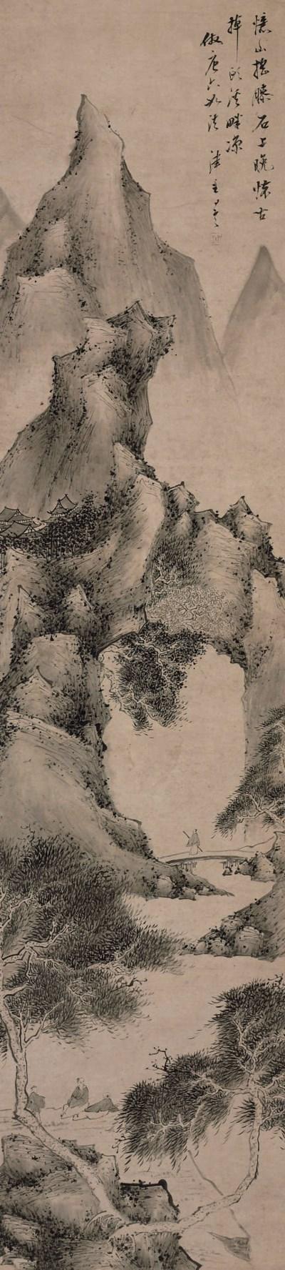 ZHU ANGZHI (19TH CENTURY)