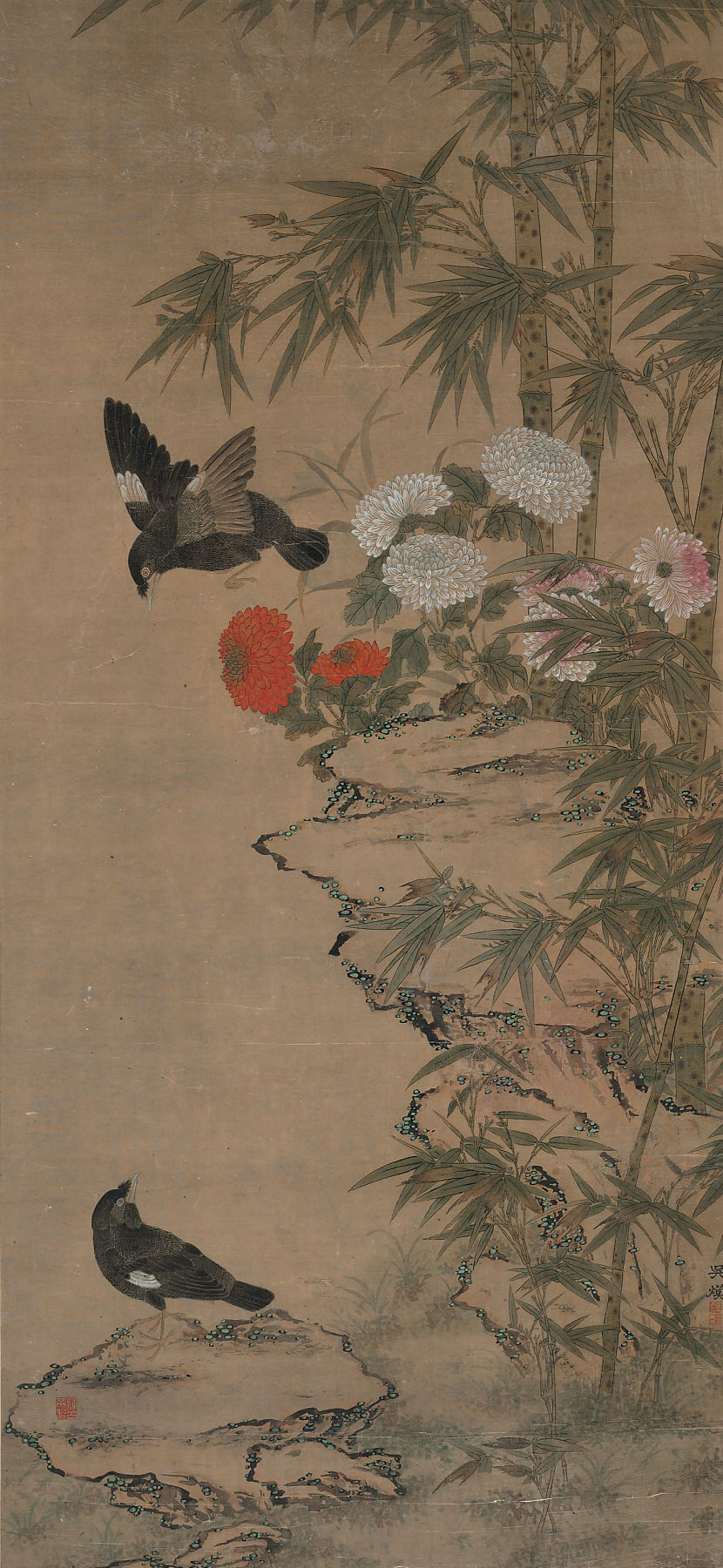 WU HUAN (17TH CENTURY)