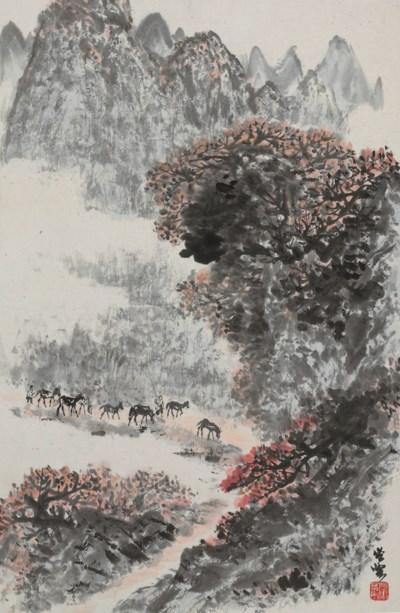 ZHAO WANGYUN (1906-1977)