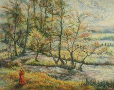 Hughes Claude Pissarro (b. 193