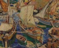 Fishing Port in Saint-Tropez