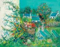 Mon jardin à Carnac