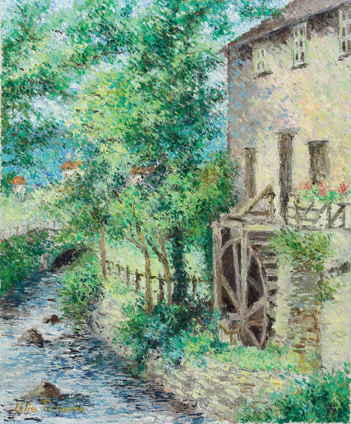 Le Moulin du grand-pére Mauduit
