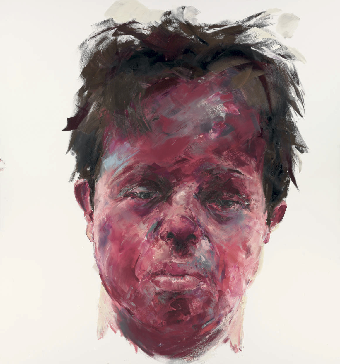 Philippe Pasqua - Autoportrait - Catawiki