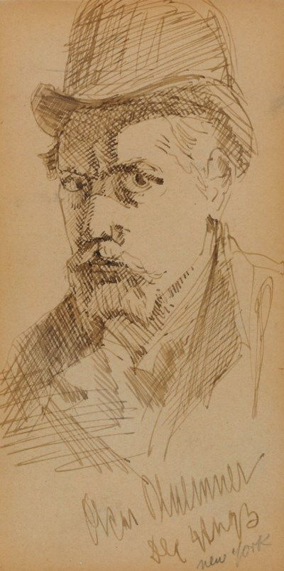 Oscar Bluemner (1867-1938)