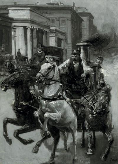 Gilbert Gaul (1855-1919)