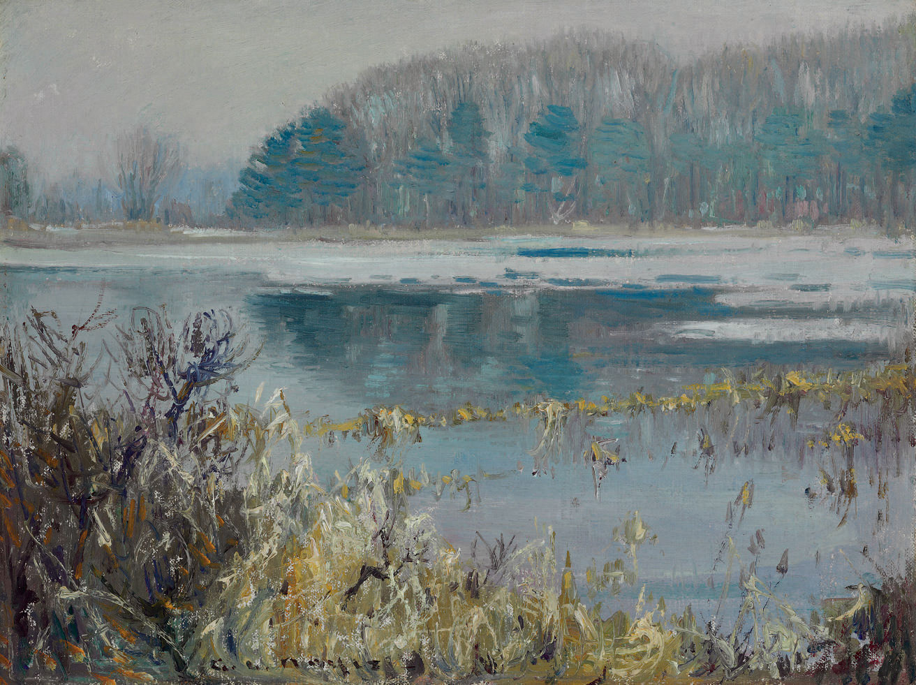 The End of Winter, Medfield