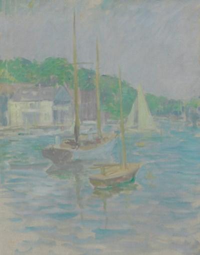 Edmund William Greacen (1877-1
