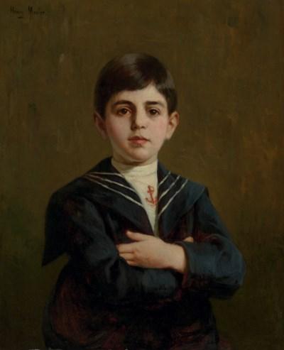 Gustave Henry Mosler (1841-192