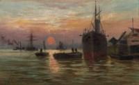 Harbor View, London