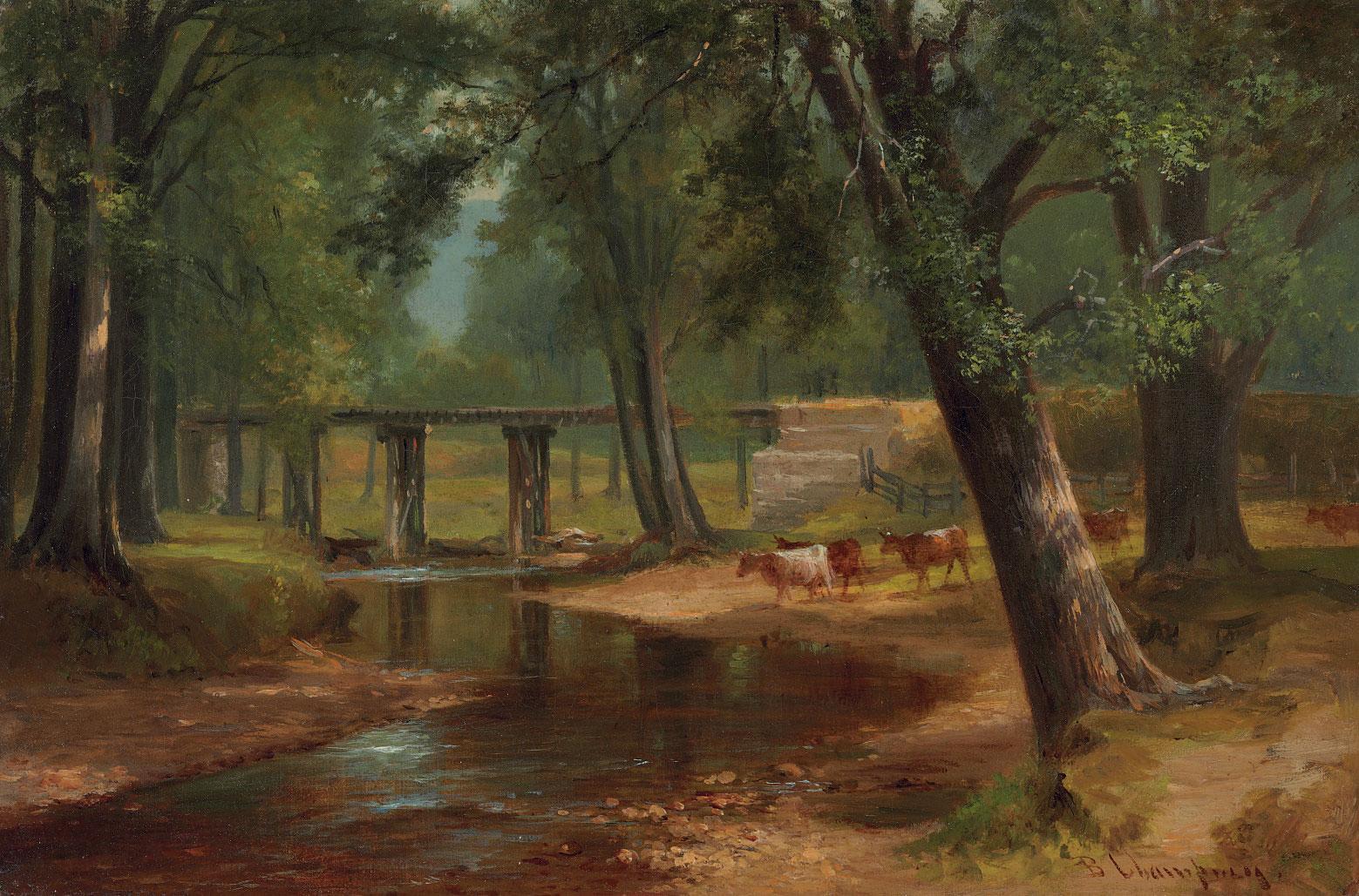 Old Bridge, North Conway