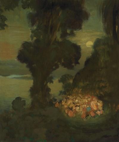 Arthur Bowen Davies (1862-1928