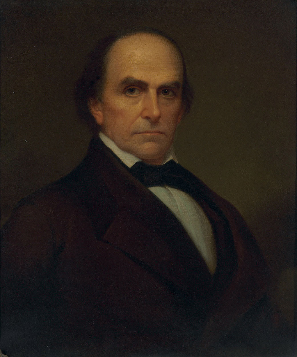 Portrait of Daniel Webster