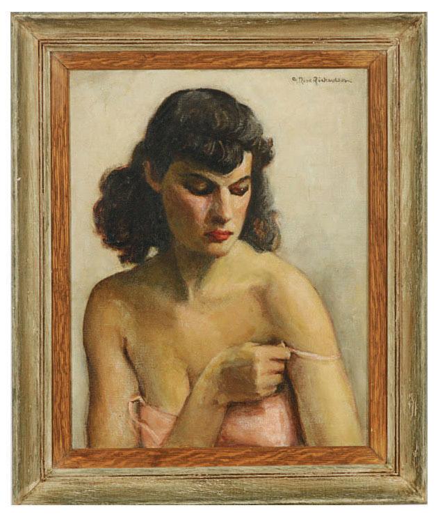 G. Rose Richardson (American,