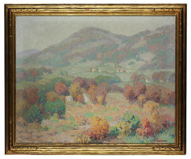 Frances Keffer (AMERICAN, 1881