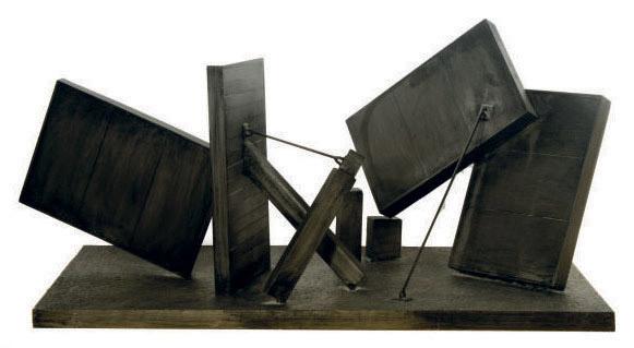 Dale Eldred (American, 1933-19