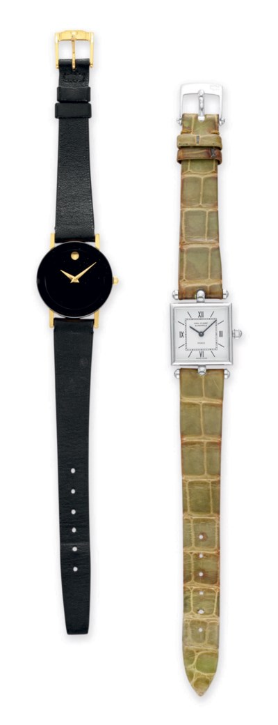 A GROUP OF WRISTWATCHES