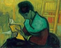 Une liseuse de romans