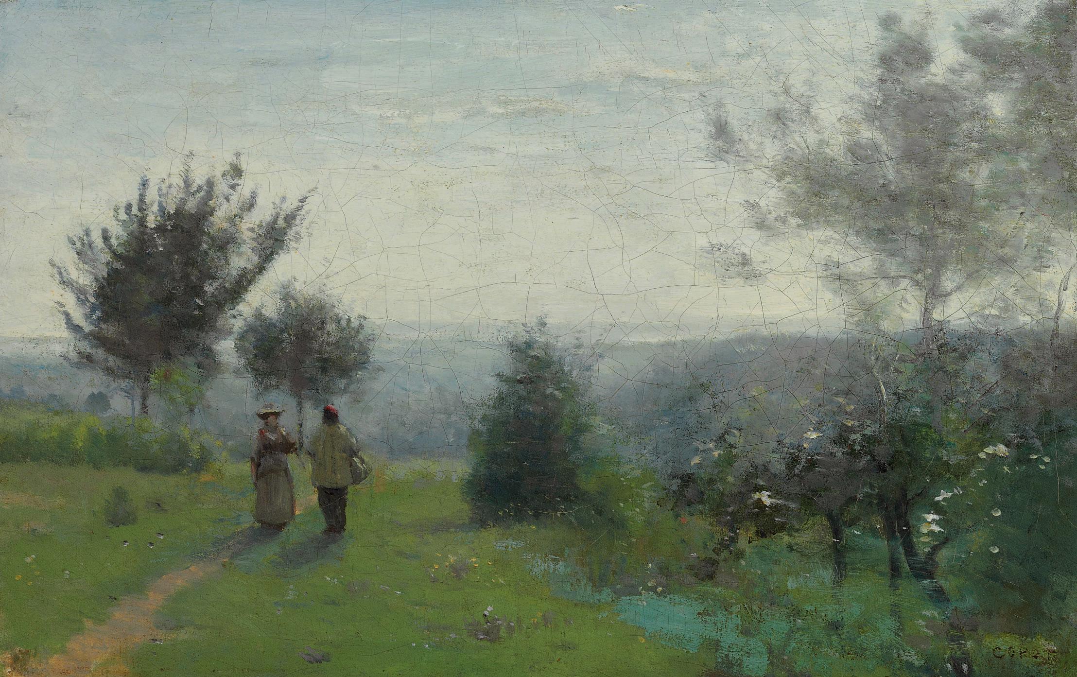 Jean Baptiste Camille Corot (1