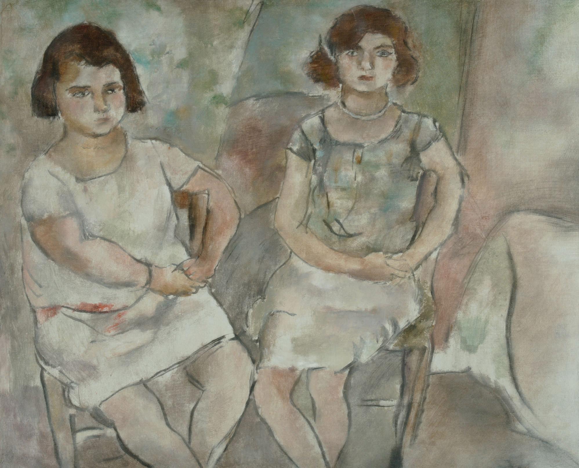 Rosette et Nana