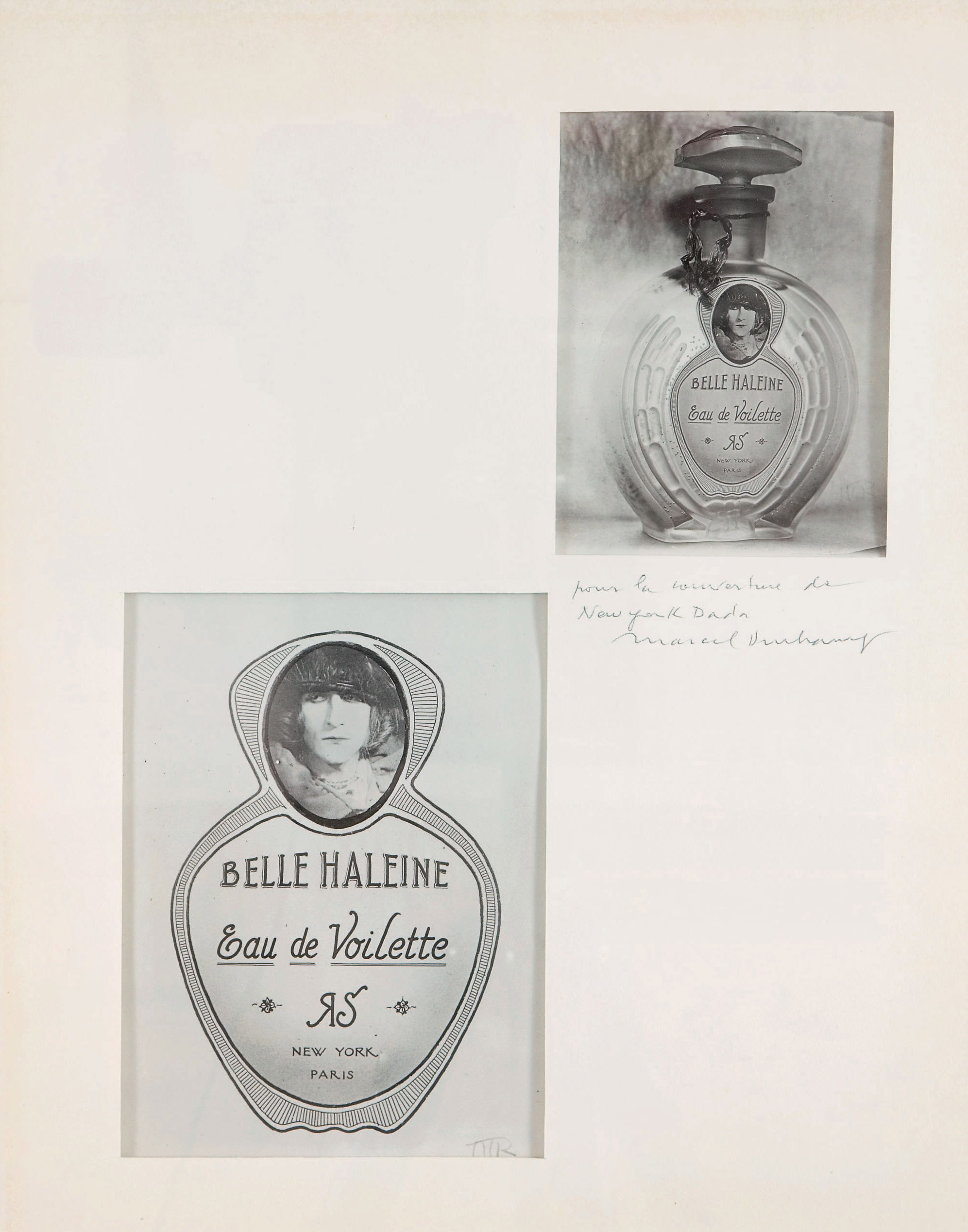Belle Haleine: Eau de Voilette