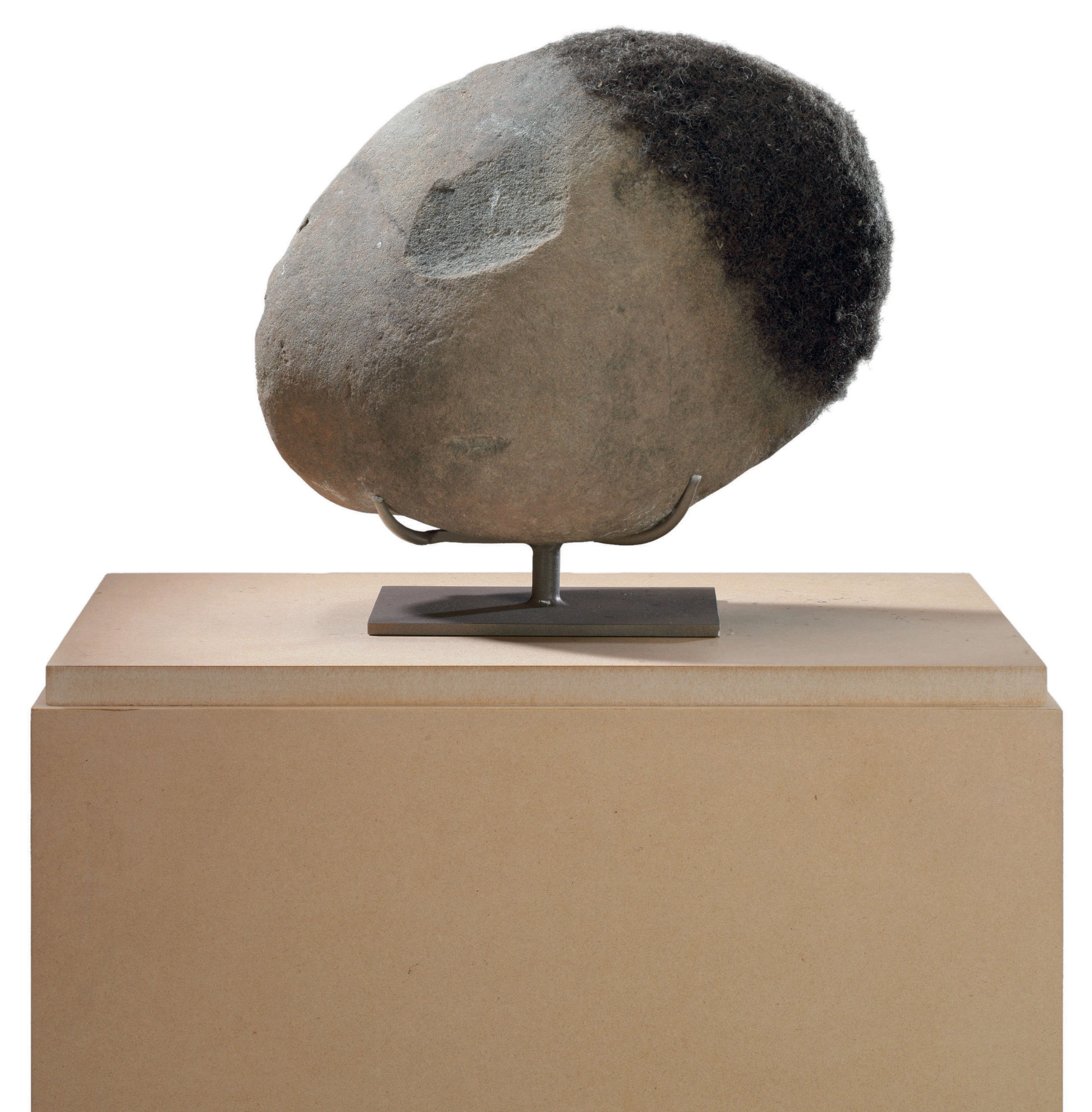 Untitled (Rock Head)