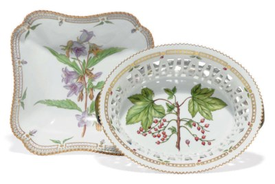A ROYAL COPENHAGEN PORCELAIN '