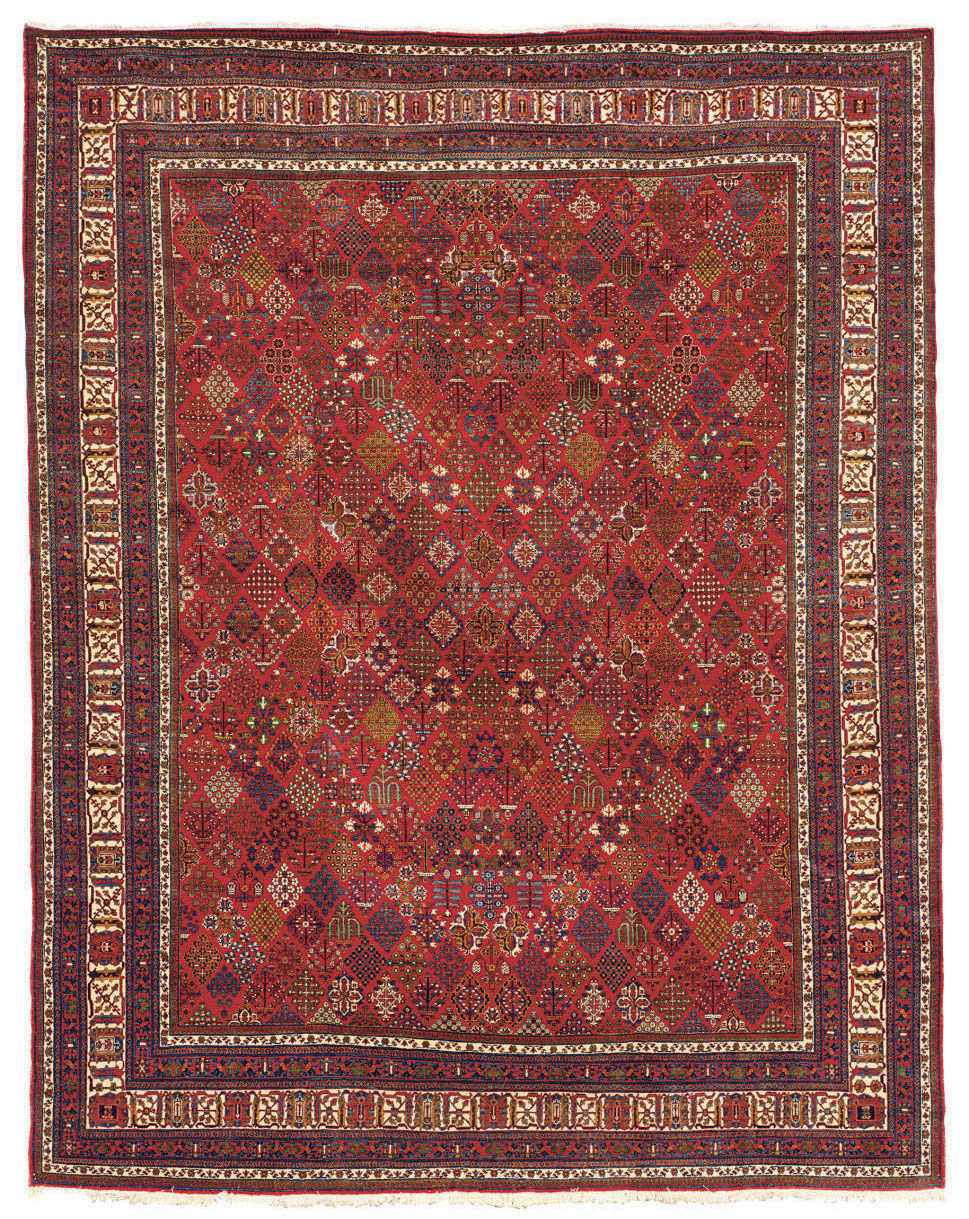 A JOSHAGAN CARPET