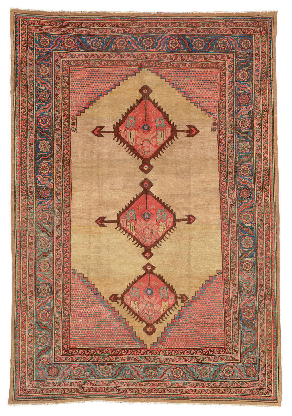 A BAKSHAISH CARPET