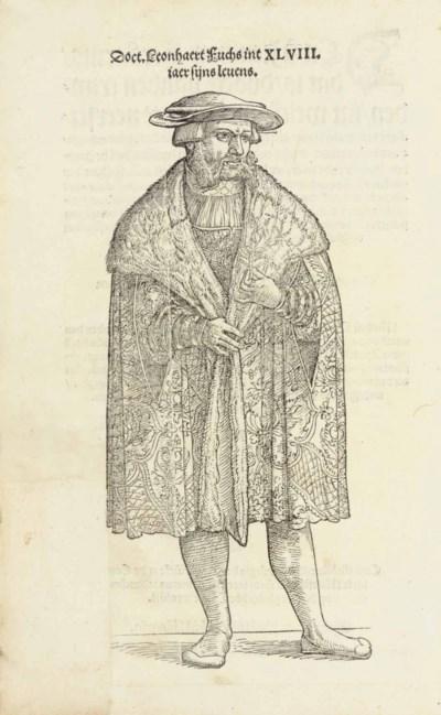 FUCHS, Leonhard (1501-1566). D