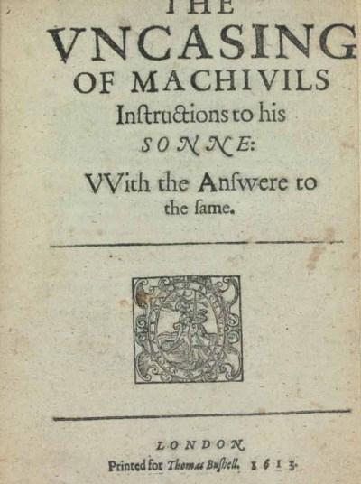 BRETON, Nicholas (ca 1545- ca