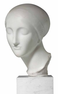 Early Ideal Head (La Mysterieuse)