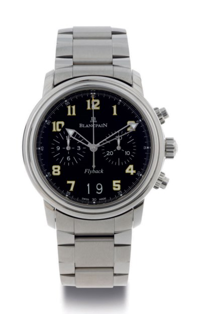 BLANCPAIN.  A LIMITED EDITION