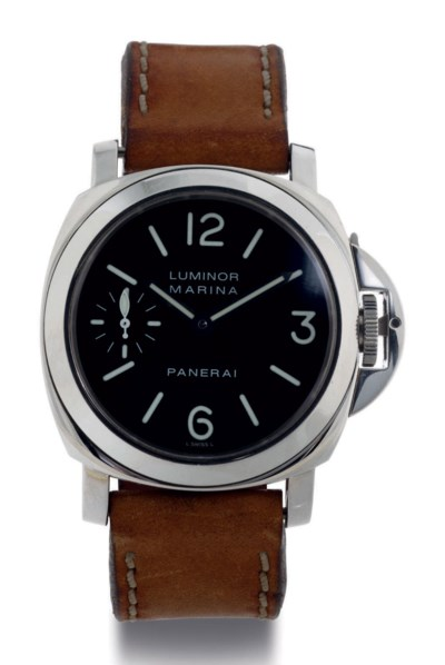PANERAI. A LIMITED EDITION OVE