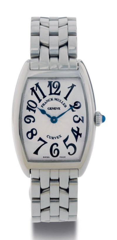 FRANCK MULLER.  A LADY'S STAIN
