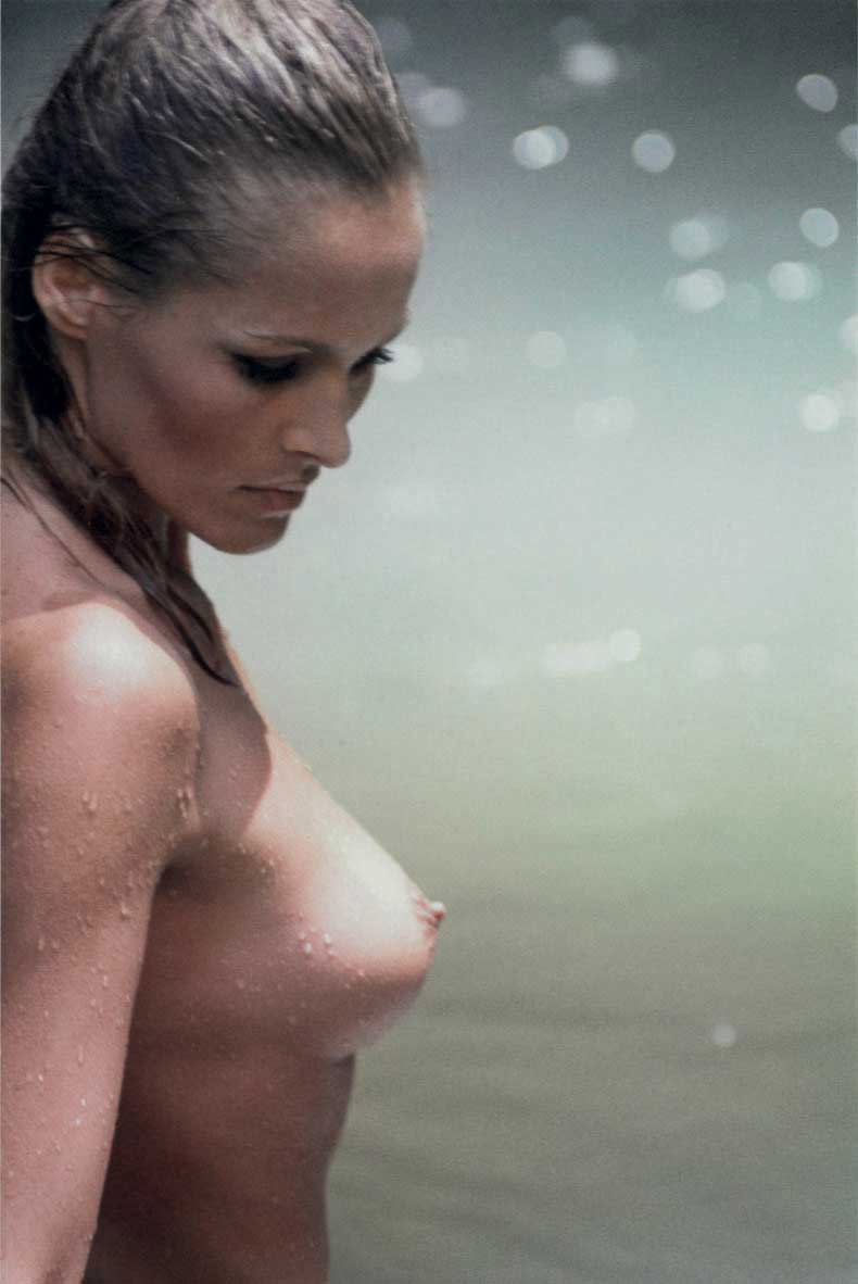 Ursula Andress, 'James Bond's Girls', November 1965; and 'The Spy They Love', July 1983