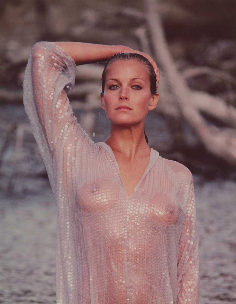 Bo Derek, March 1980