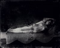 Nude on Chaise, New Orleans, c. 1911-1913