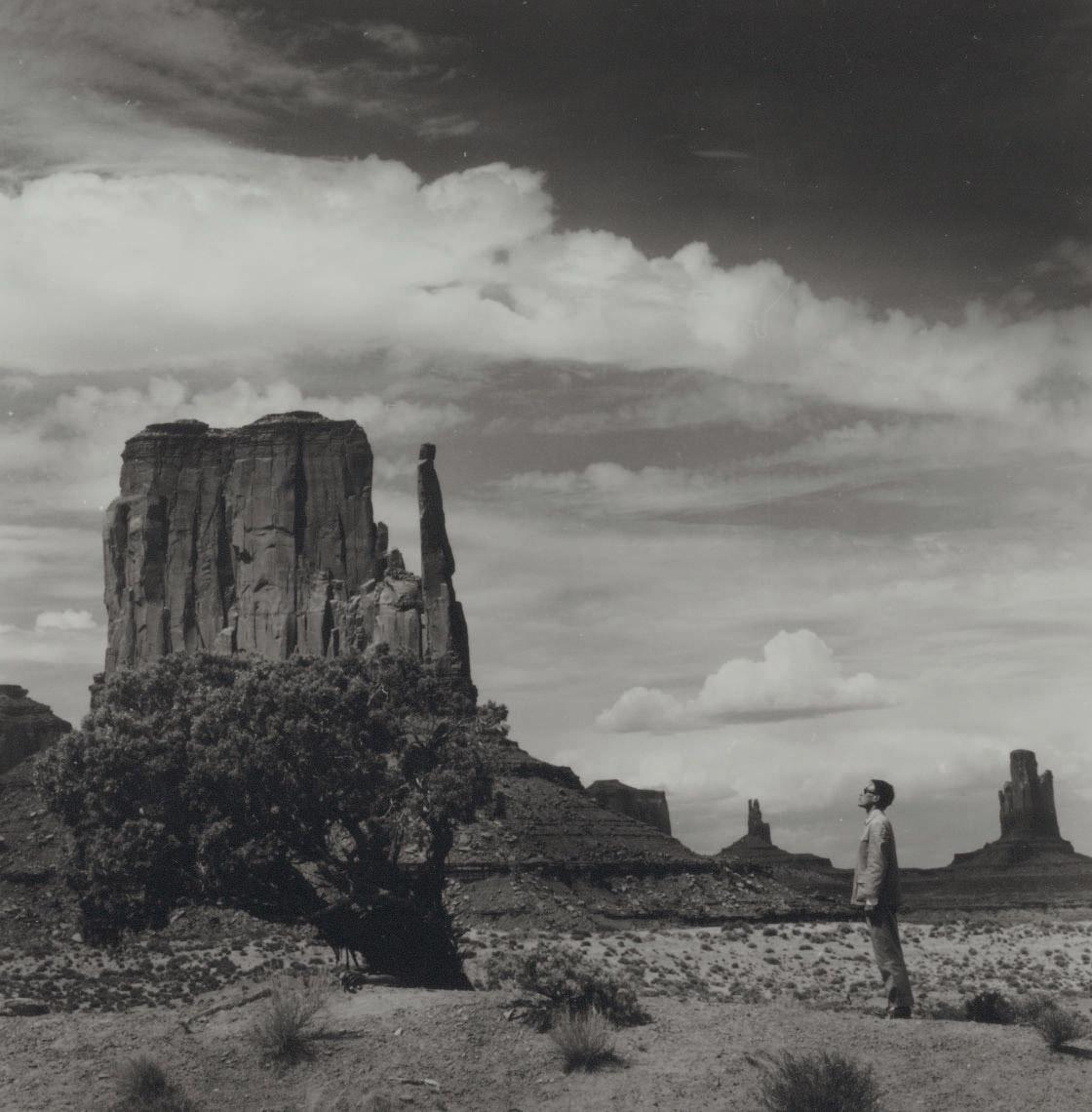 #28C, Monument Valley, AZ, 1987