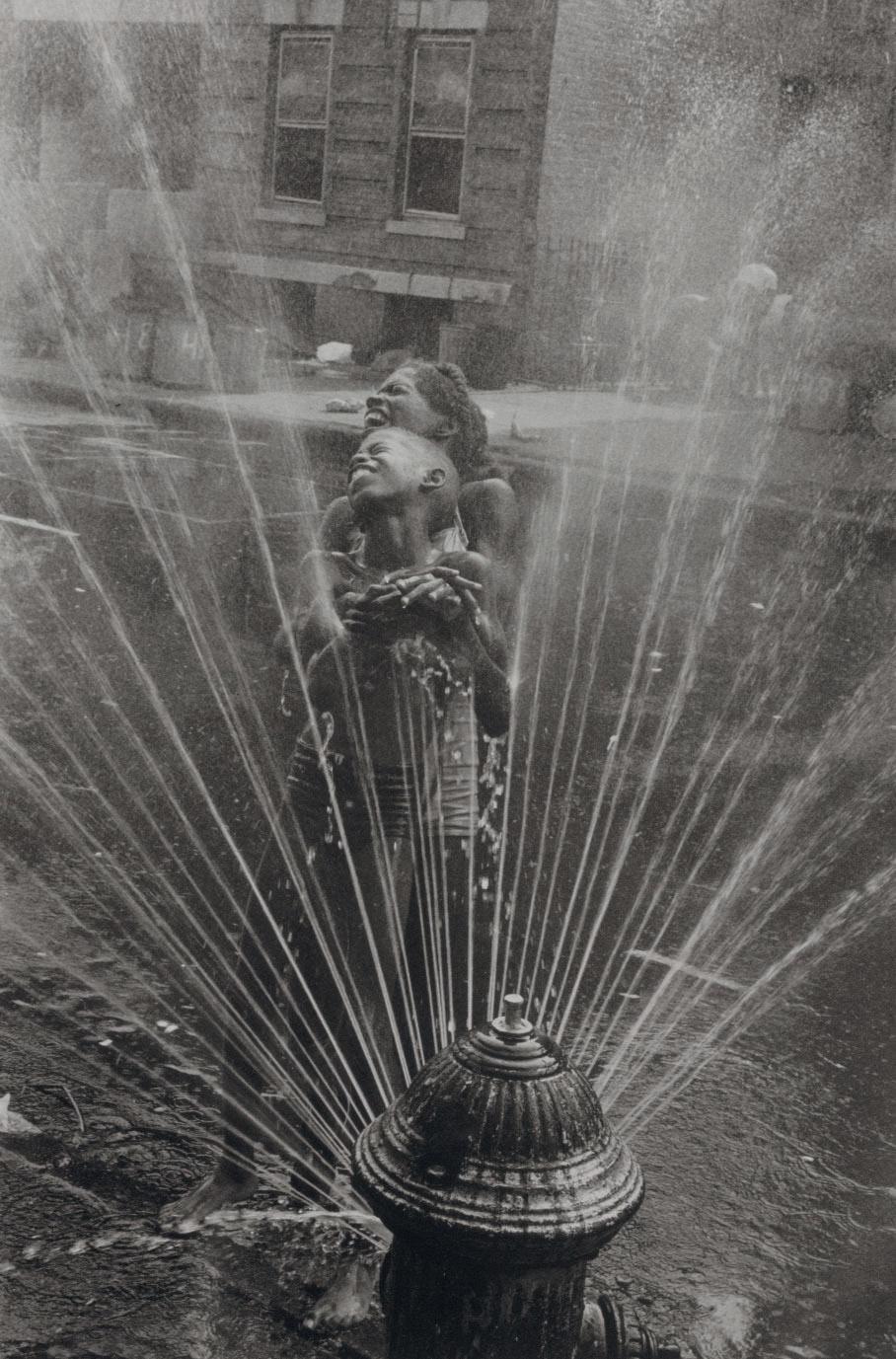 Harlem (Hydrant), New York City, 1963