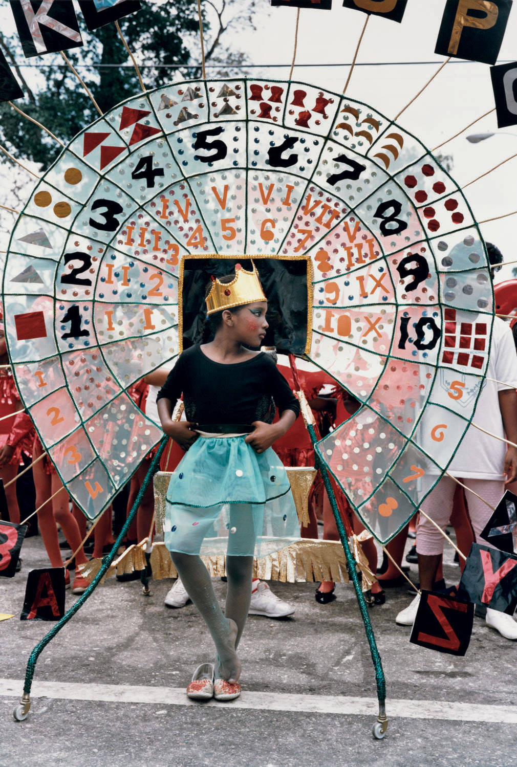 Carnival Queen, Port of Spain, Trinidad, 1987